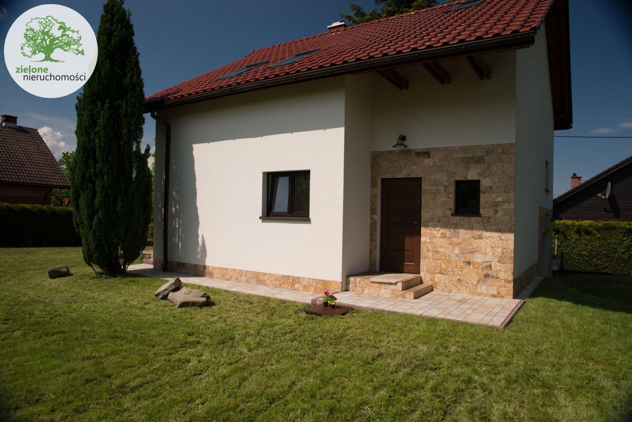 Duży dom w Lipniku