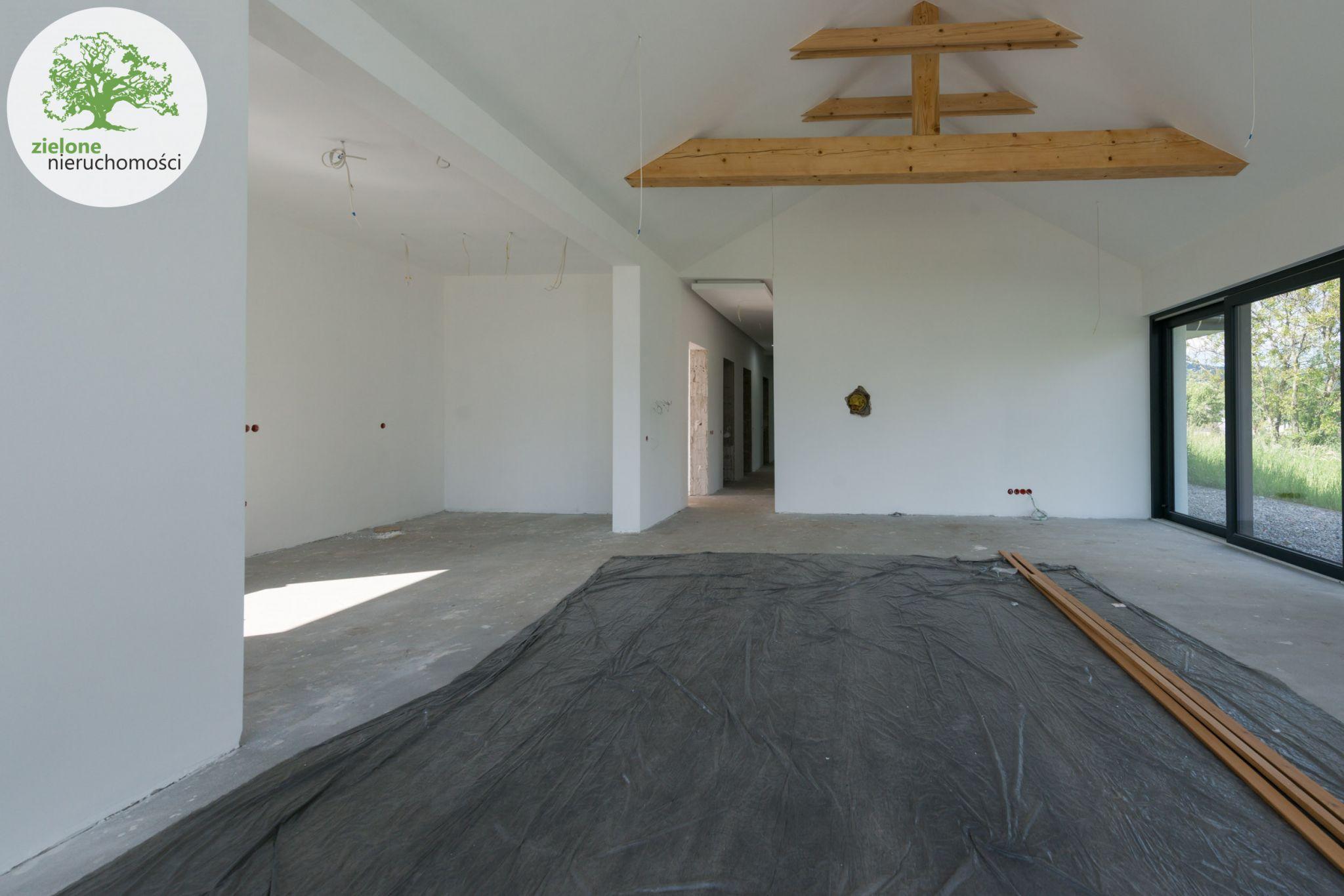 Zdjęcie 3Parterowy dom  w Łodygowicach