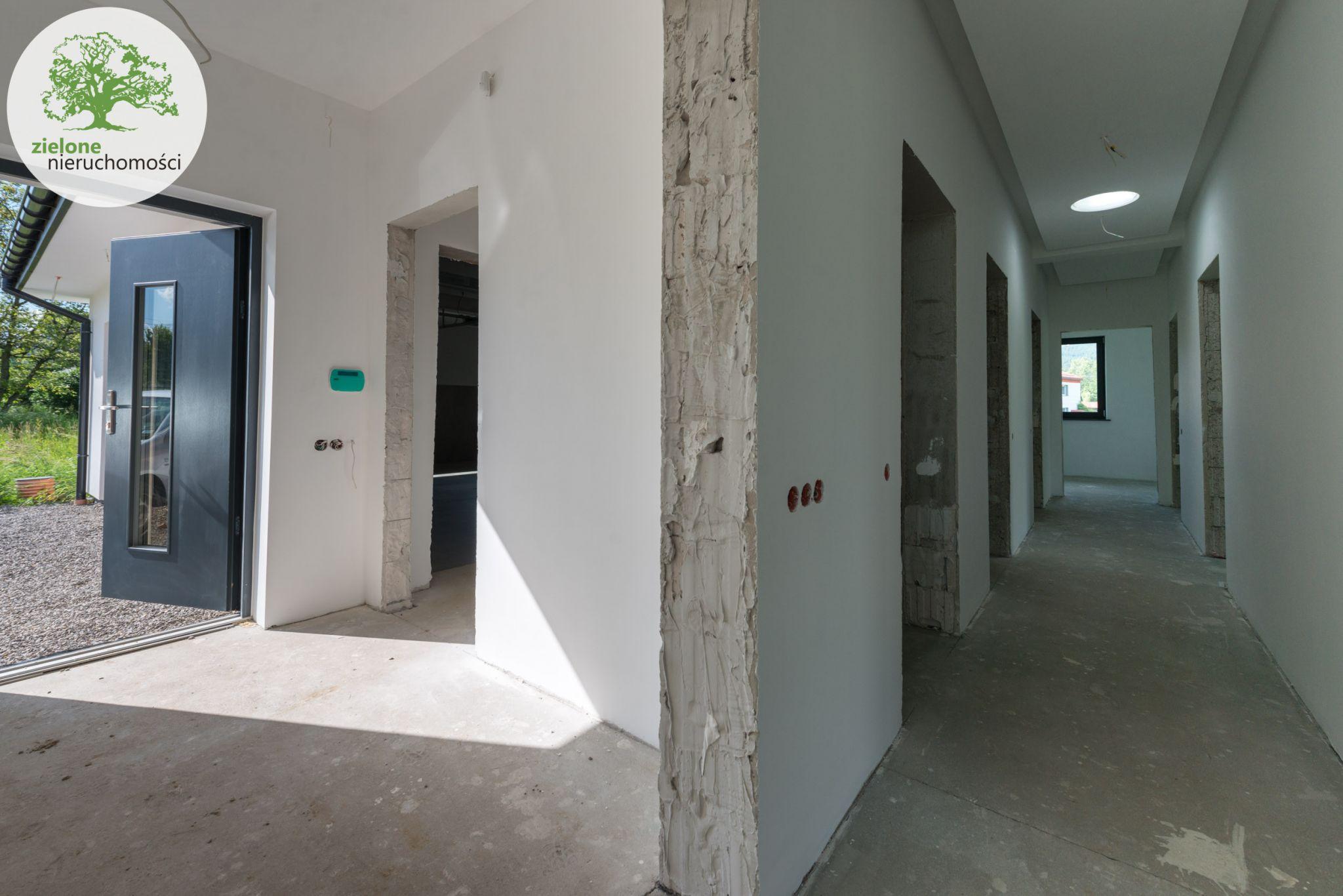 Zdjęcie 5Parterowy dom  w Łodygowicach
