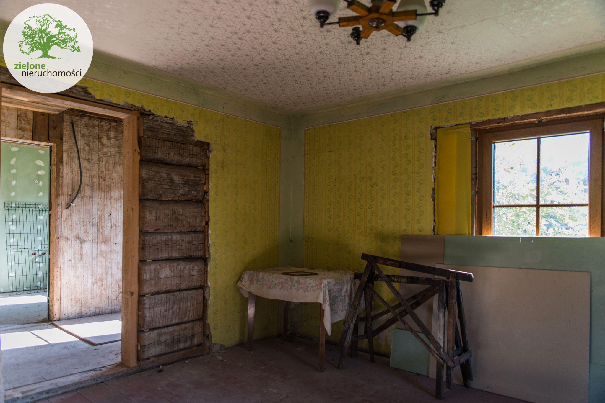 Zdjęcie 10Drewniany, klimatyczny dom na wsi