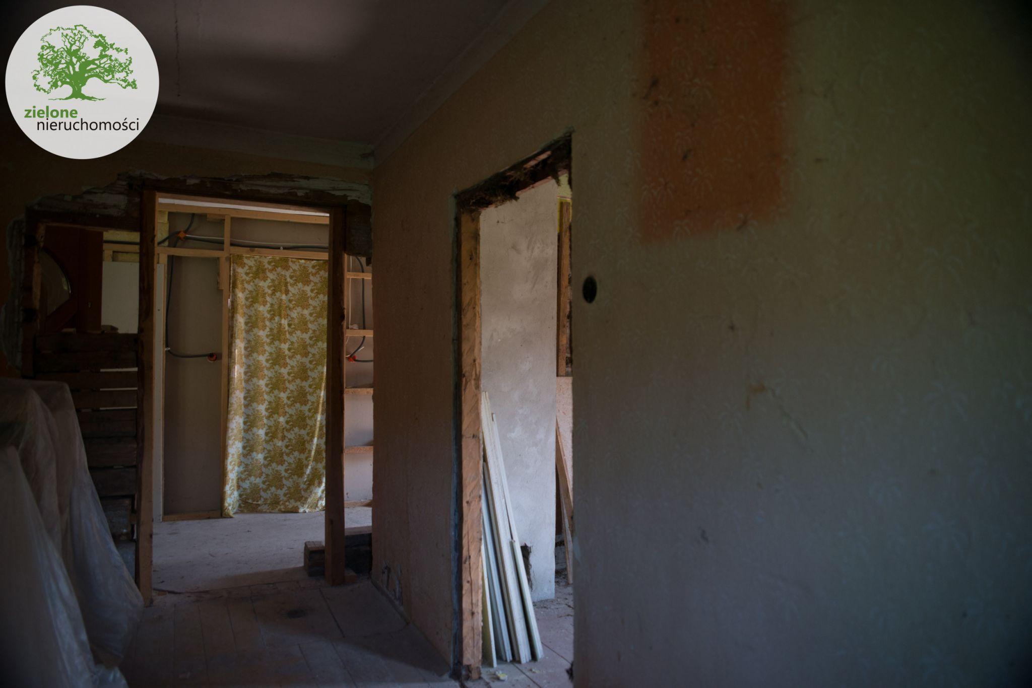 Zdjęcie 12Drewniany, klimatyczny dom na wsi