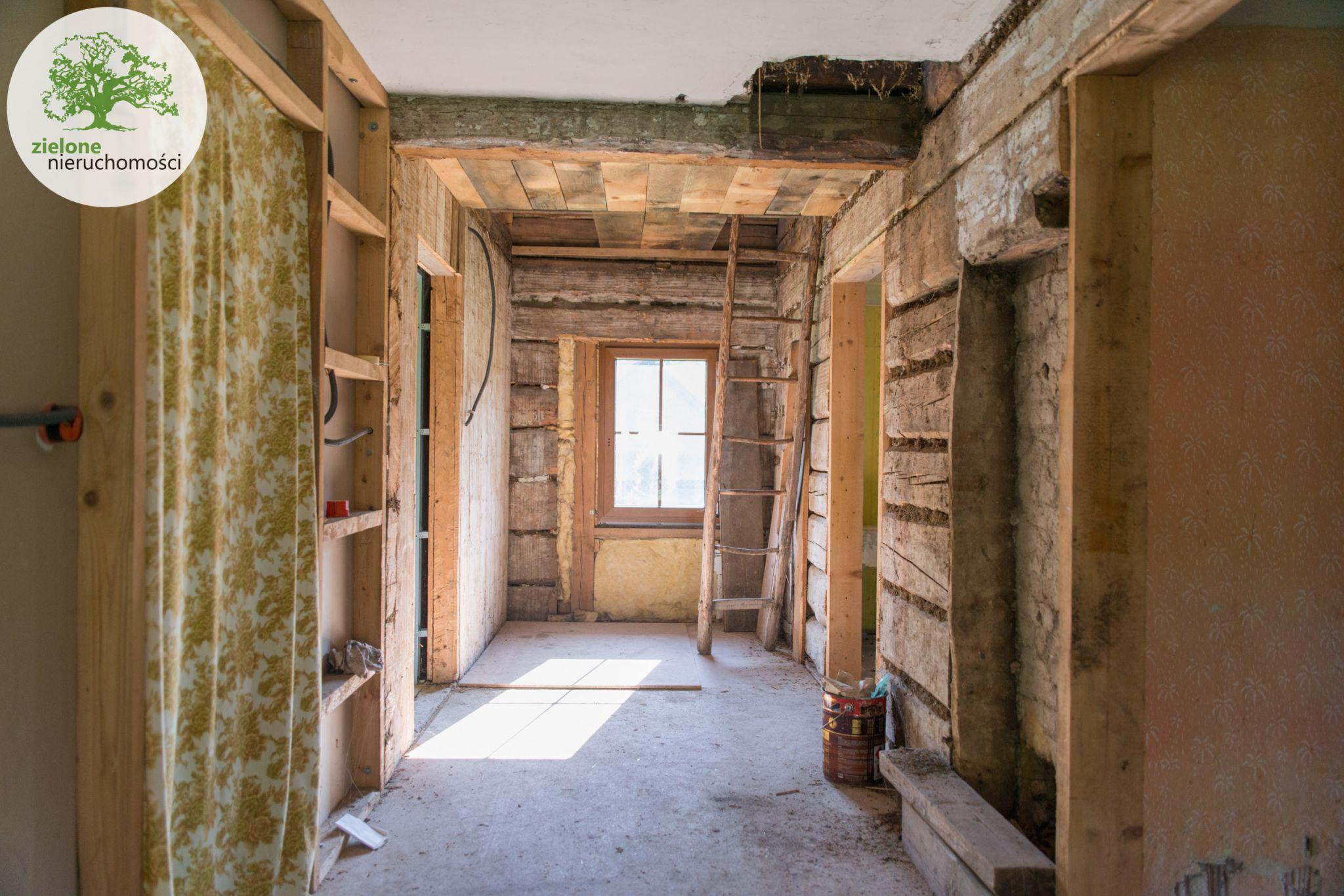 Zdjęcie 13Drewniany, klimatyczny dom na wsi