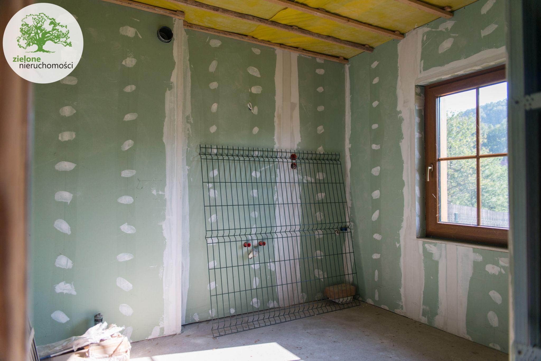 Zdjęcie 14Drewniany, klimatyczny dom na wsi
