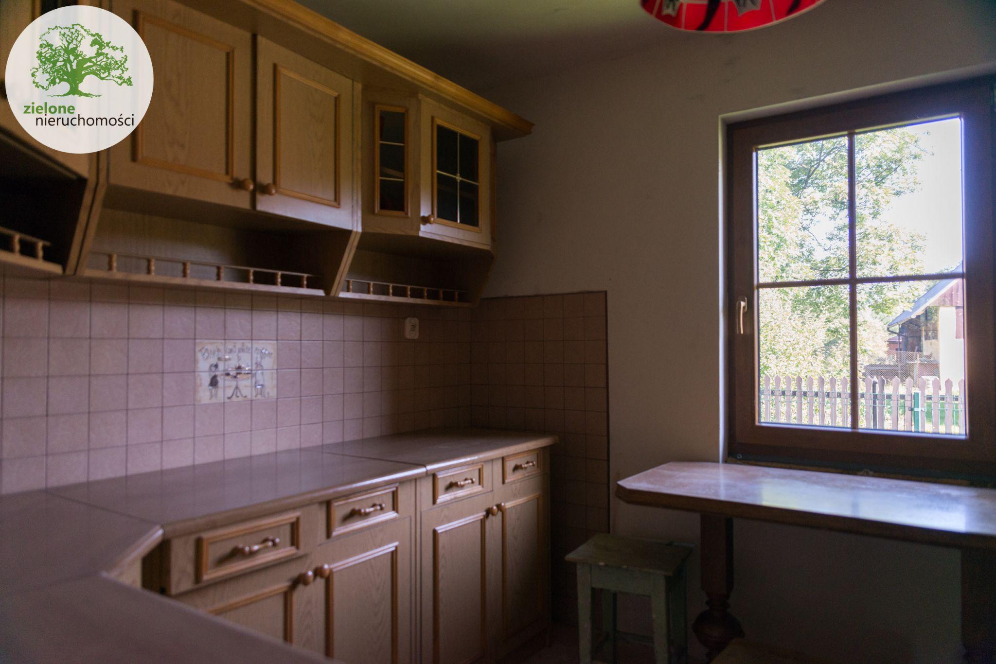 Zdjęcie 15Drewniany, klimatyczny dom na wsi