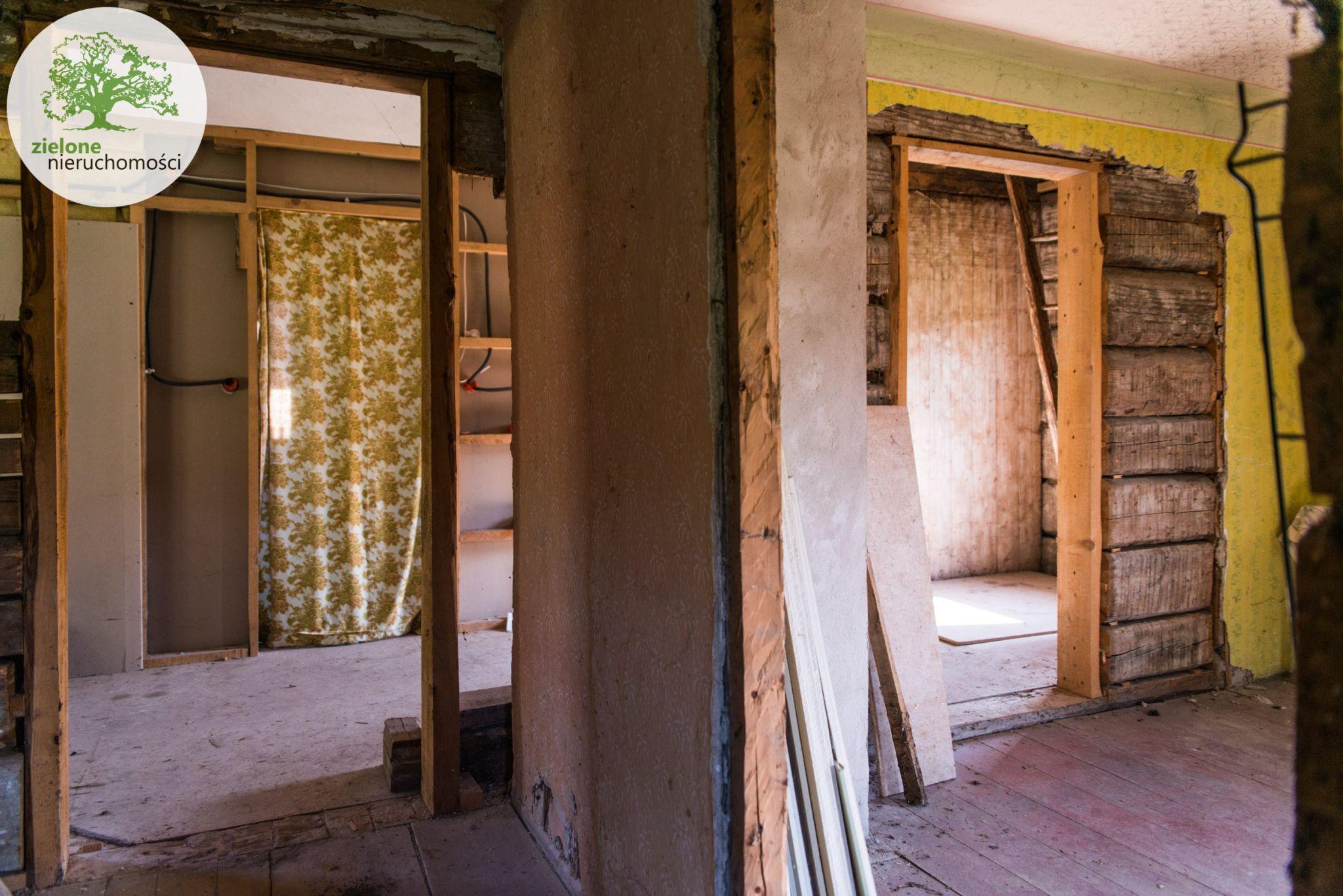 Zdjęcie 18Drewniany, klimatyczny dom na wsi