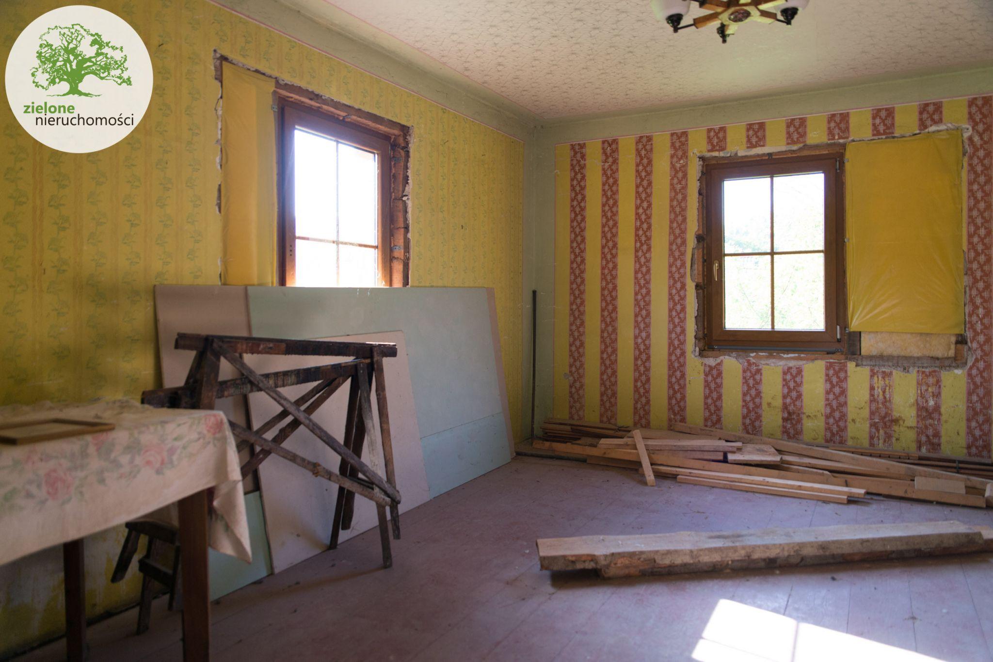 Zdjęcie 19Drewniany, klimatyczny dom na wsi