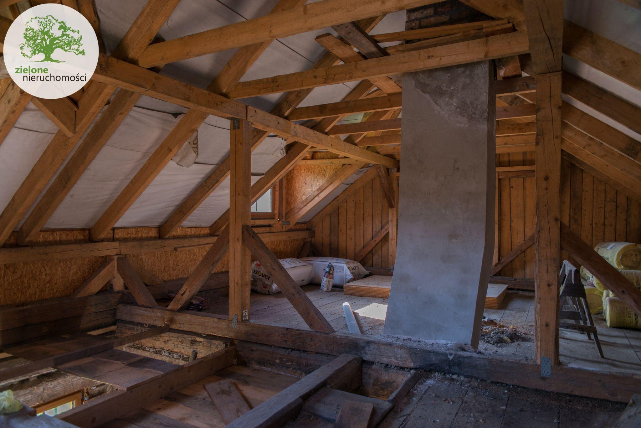 Zdjęcie 4Drewniany, klimatyczny dom na wsi