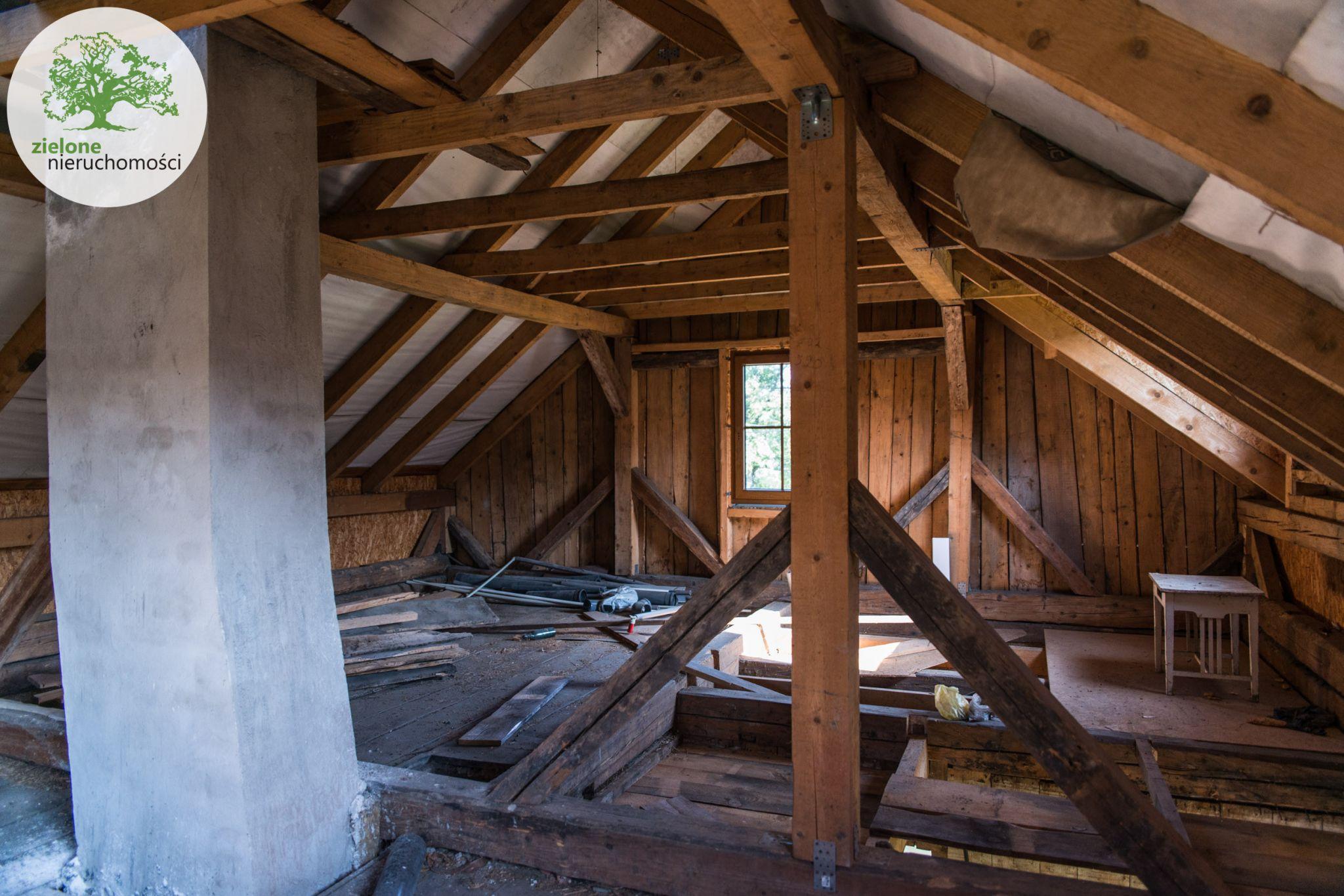 Zdjęcie 5Drewniany, klimatyczny dom na wsi