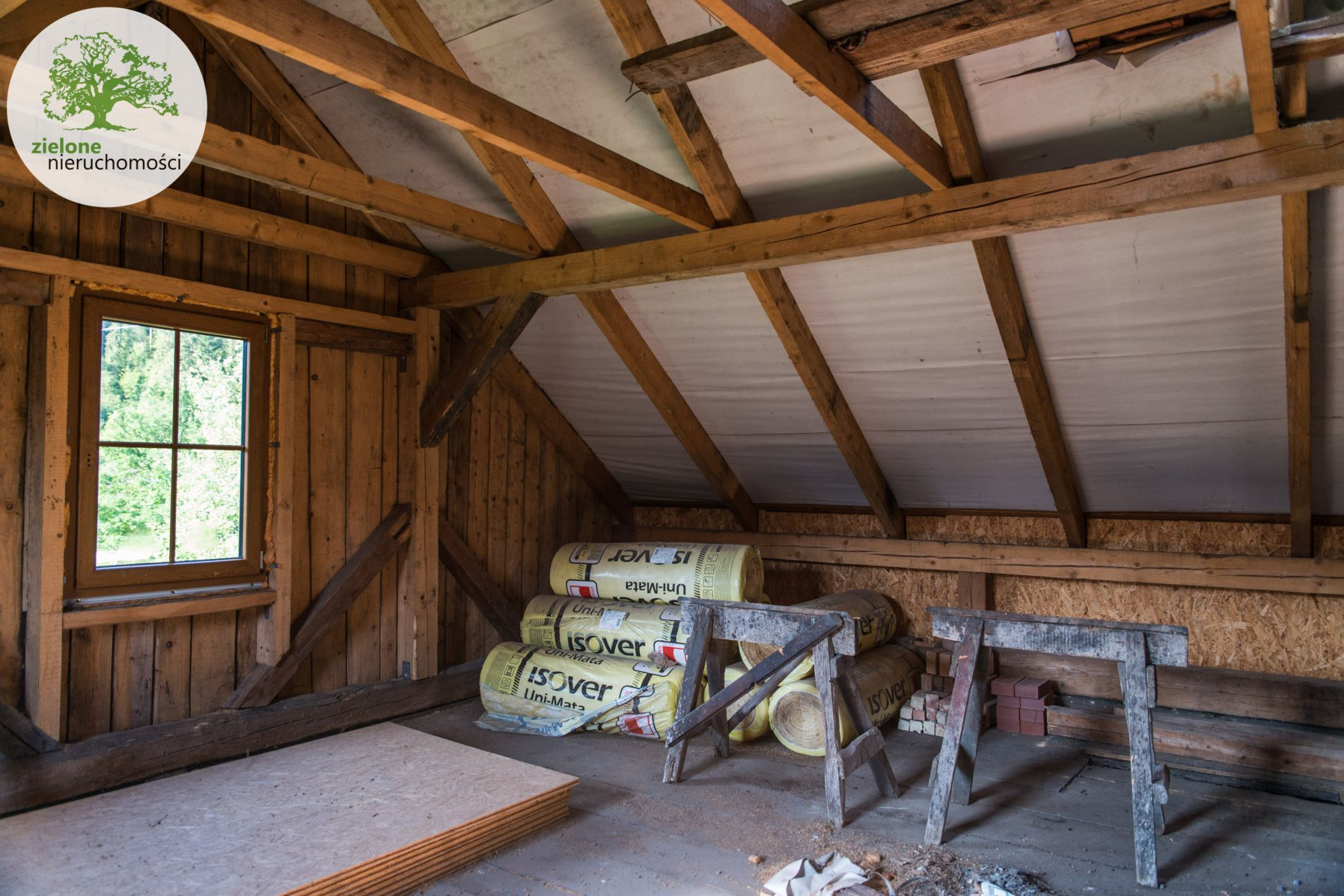 Zdjęcie 6Drewniany, klimatyczny dom na wsi