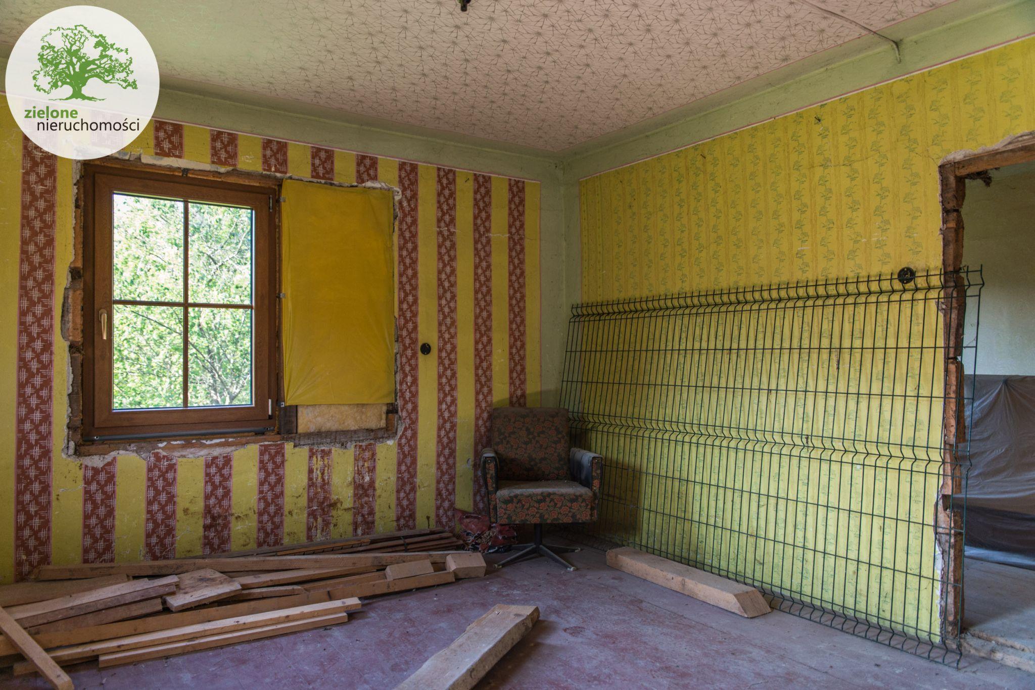 Zdjęcie 8Drewniany, klimatyczny dom na wsi