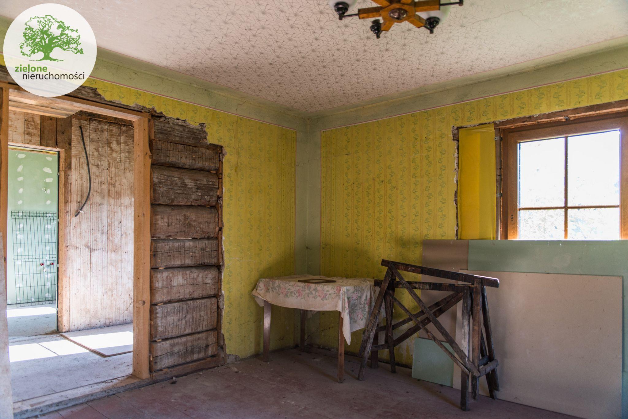 Zdjęcie 9Drewniany, klimatyczny dom na wsi