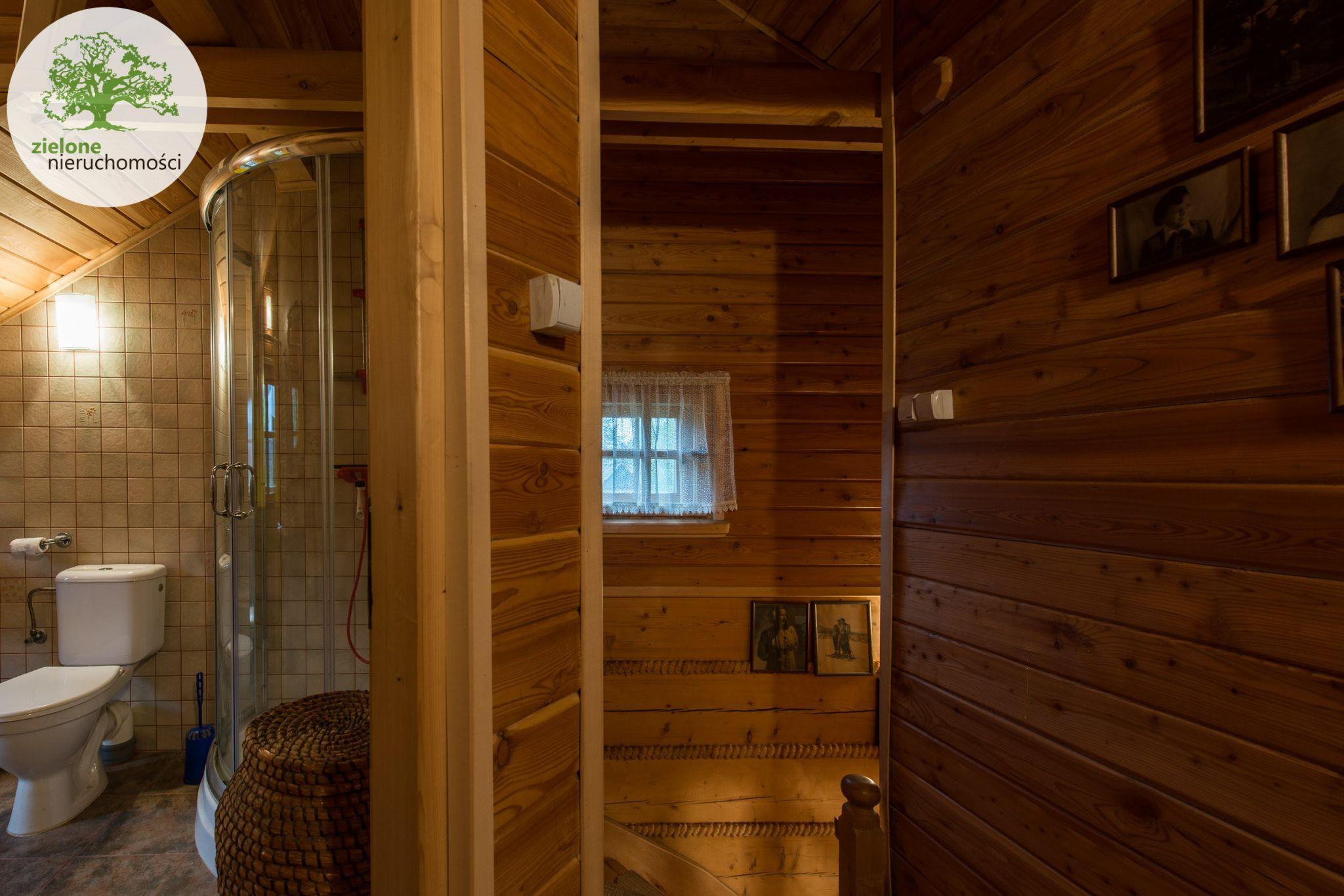 Zdjęcie 10Klimatyczny dom z bala z widokiem na Skrzyczne