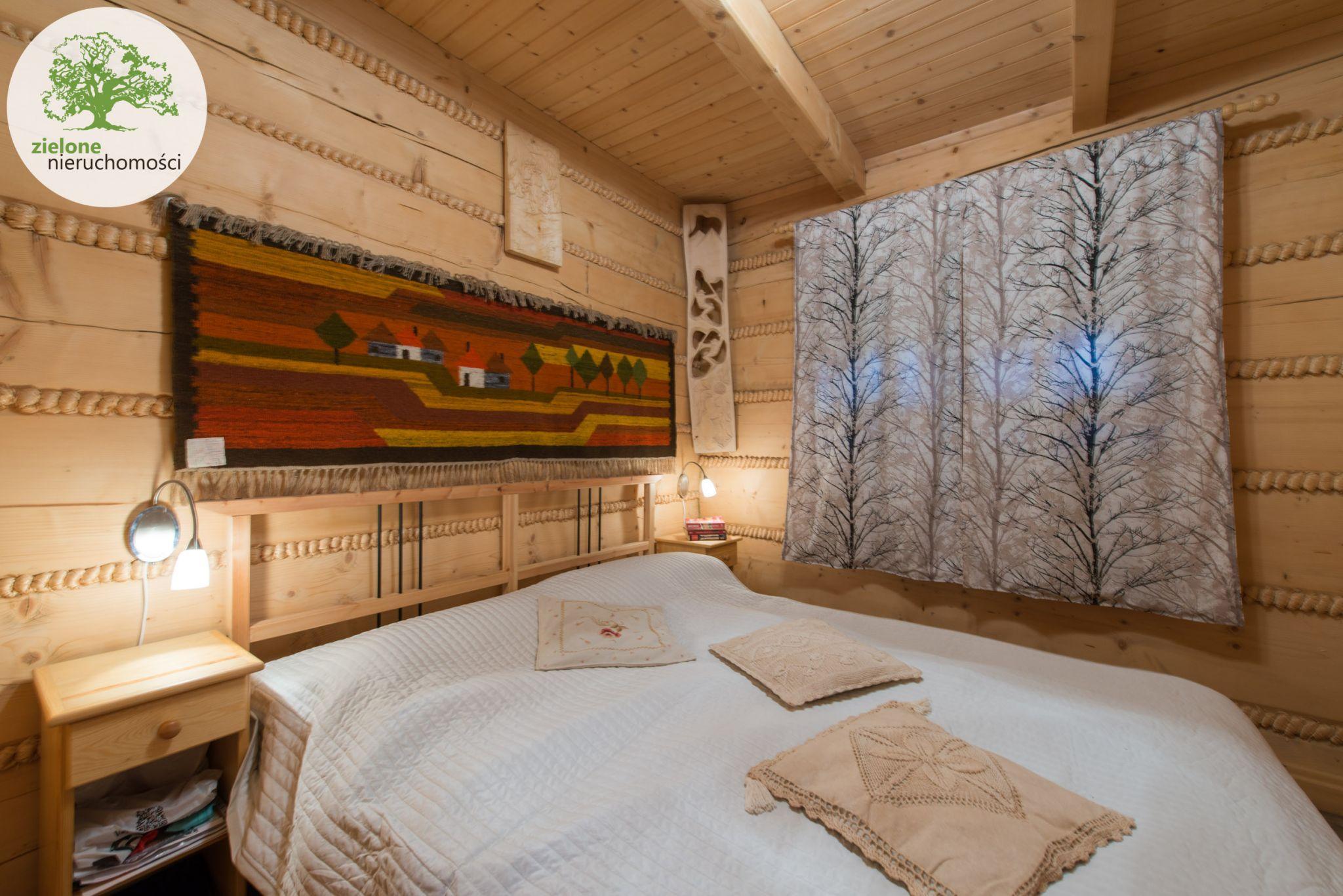 Zdjęcie 11Klimatyczny dom z bala z widokiem na Skrzyczne