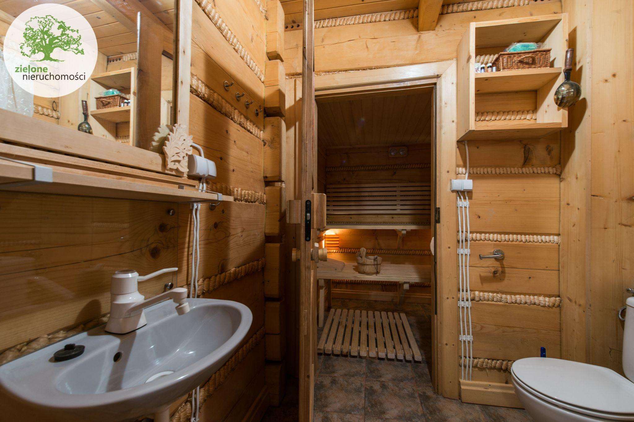 Zdjęcie 12Klimatyczny dom z bala z widokiem na Skrzyczne