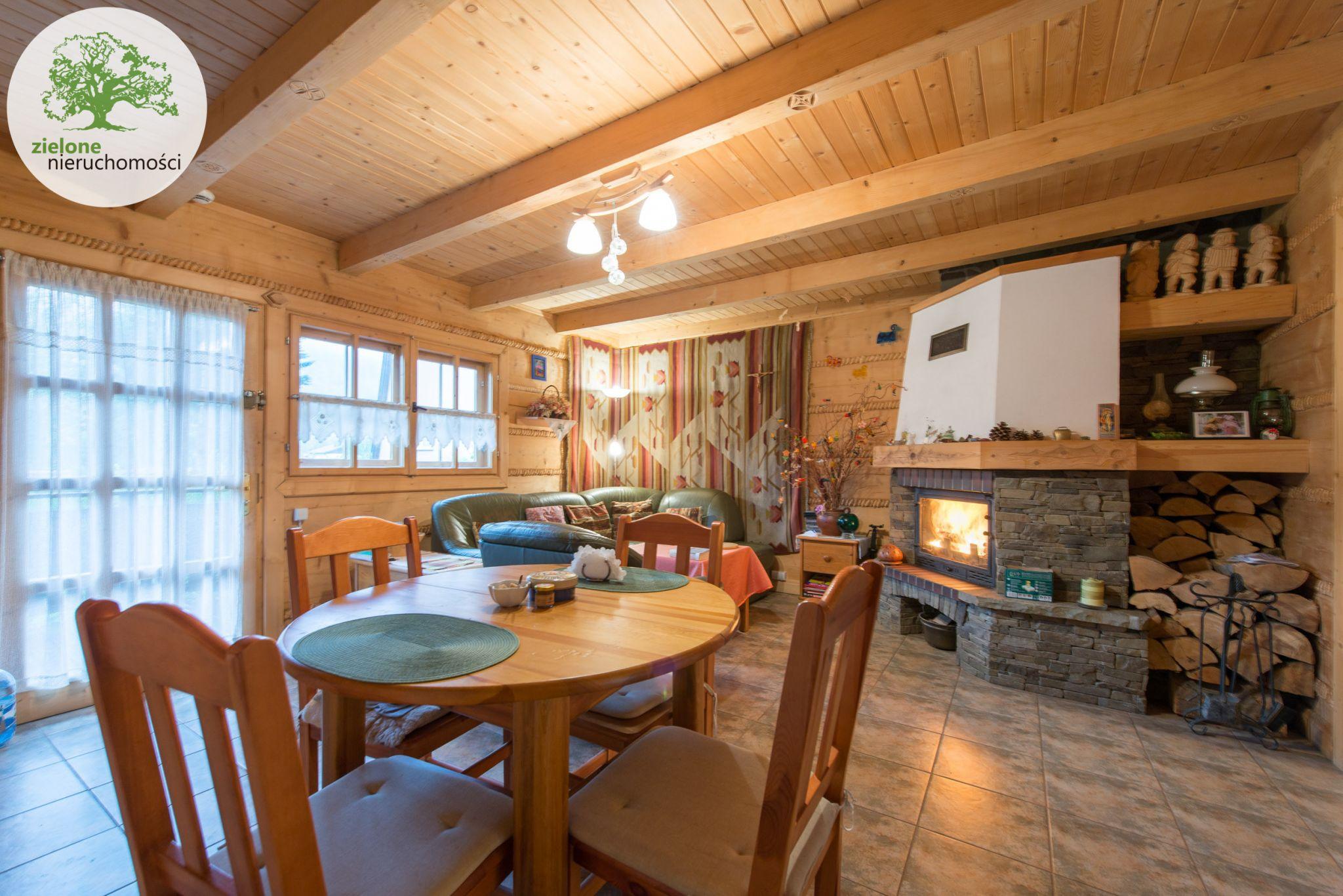 Zdjęcie 14Klimatyczny dom z bala z widokiem na Skrzyczne