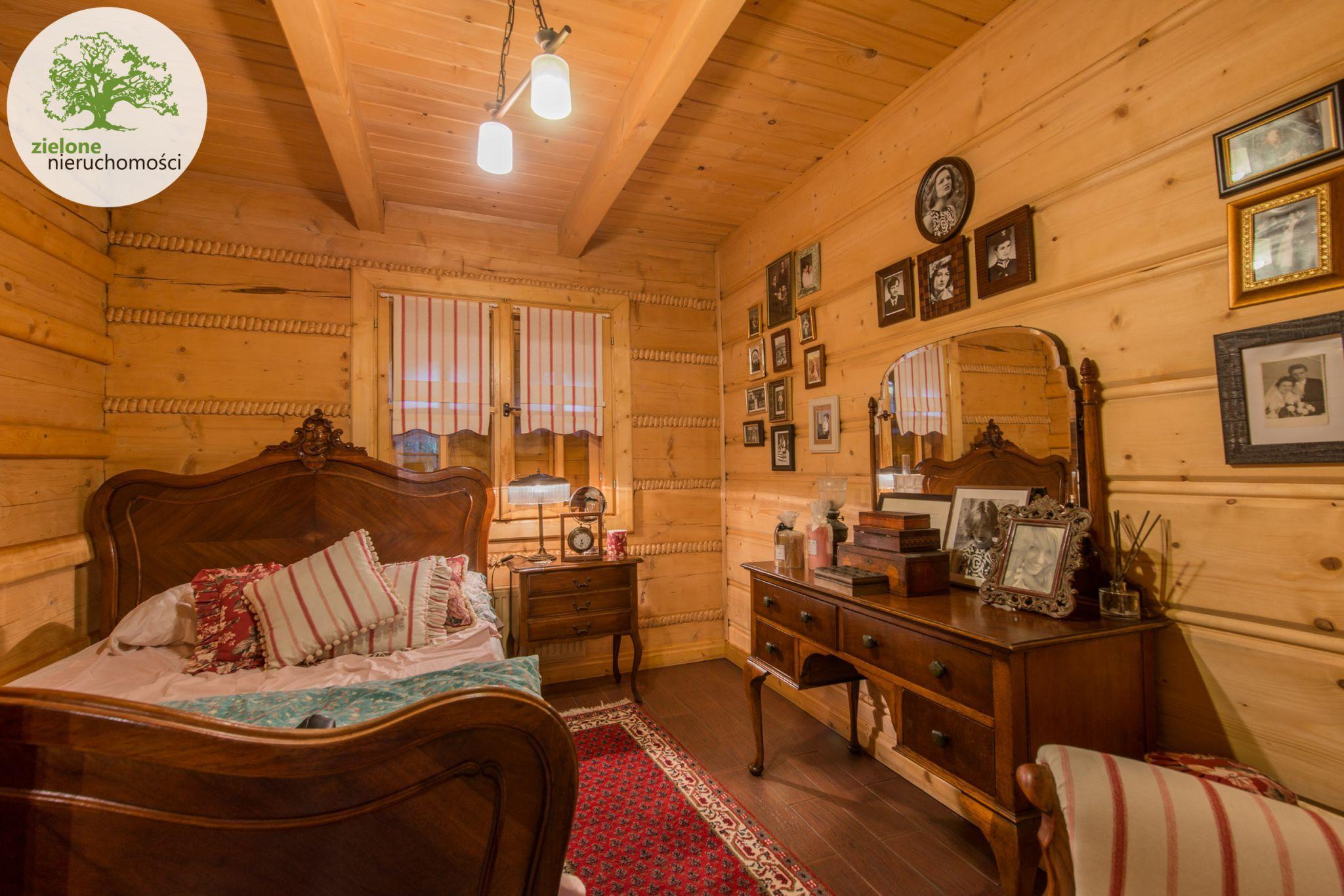 Zdjęcie 17Klimatyczny dom z bala z widokiem na Skrzyczne
