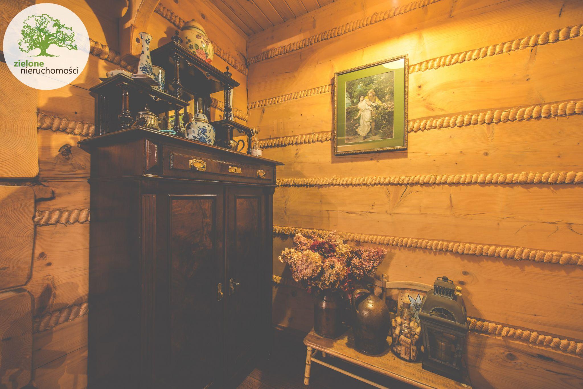 Zdjęcie 18Klimatyczny dom z bala z widokiem na Skrzyczne