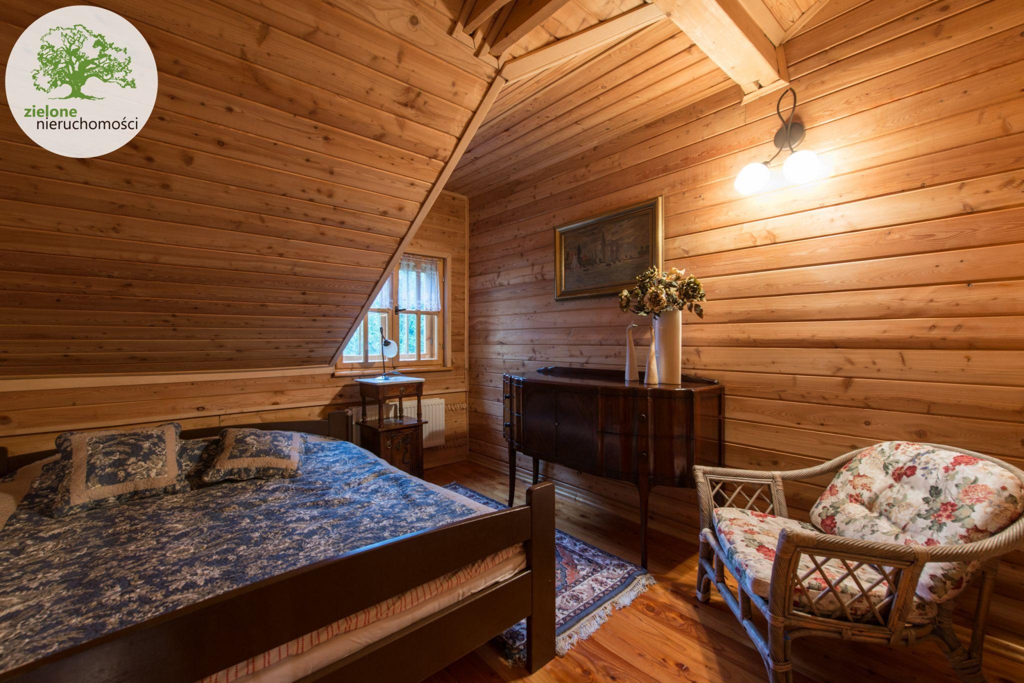 Zdjęcie 19Klimatyczny dom z bala z widokiem na Skrzyczne
