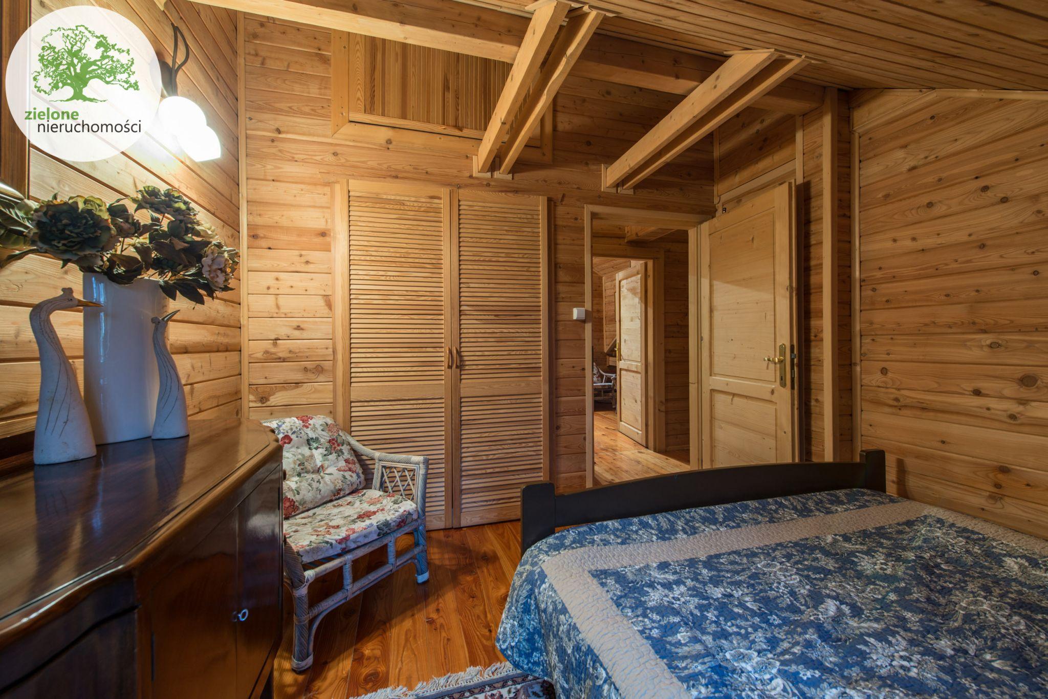 Zdjęcie 20Klimatyczny dom z bala z widokiem na Skrzyczne