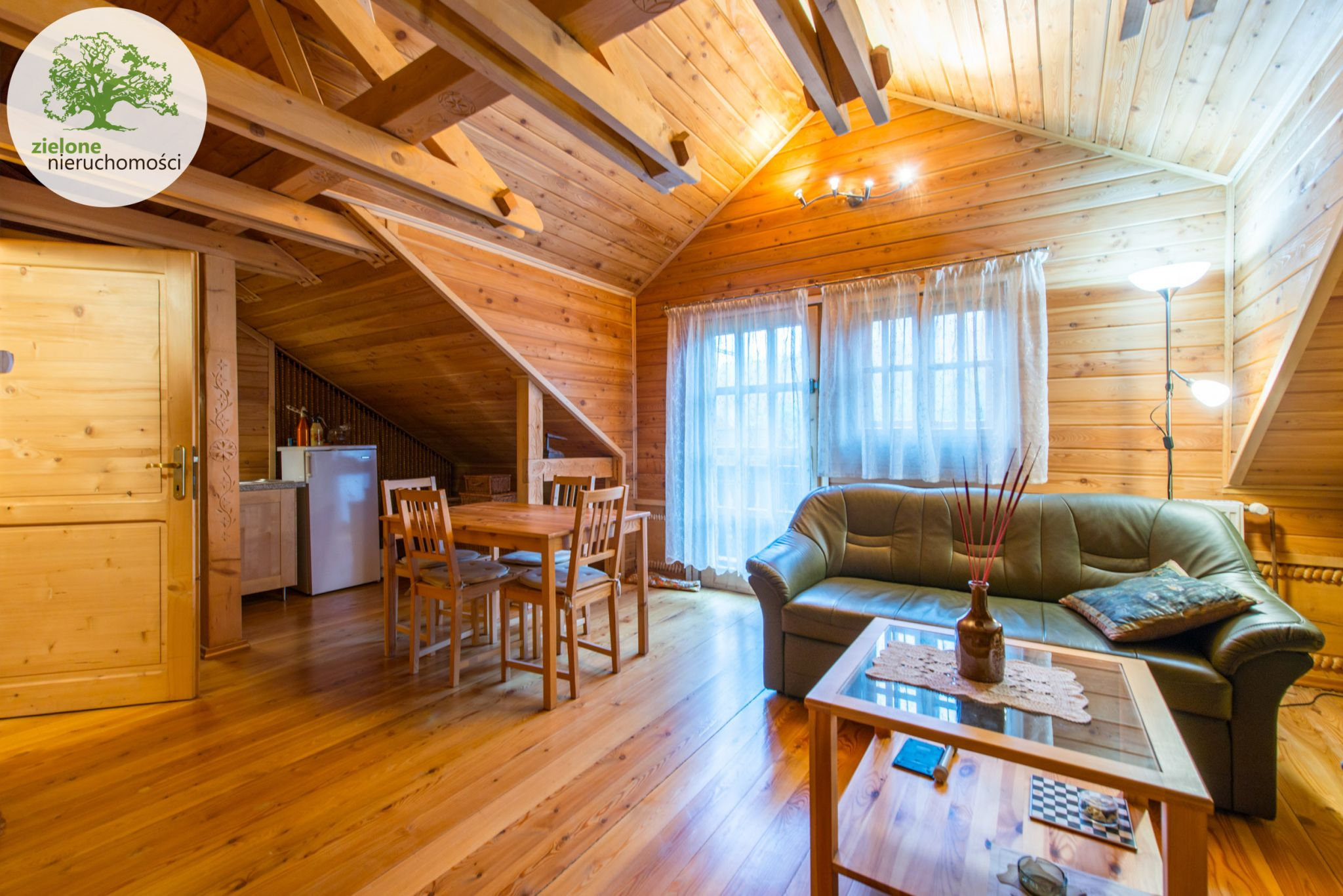 Zdjęcie 3Klimatyczny dom z bala z widokiem na Skrzyczne