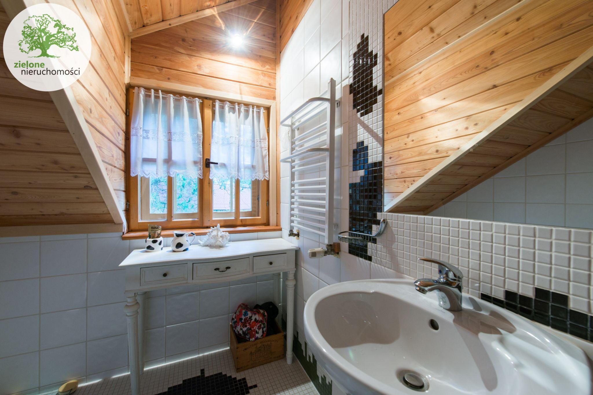 Zdjęcie 4Klimatyczny dom z bala z widokiem na Skrzyczne