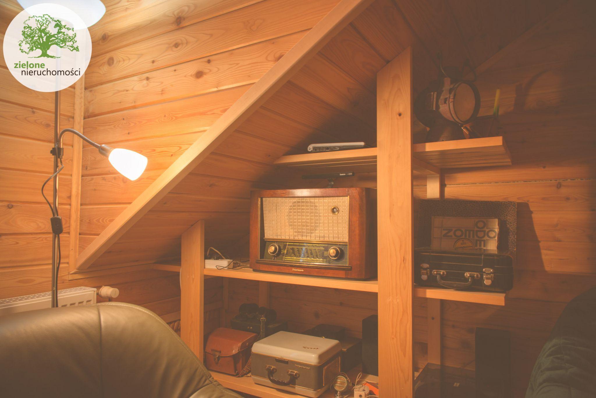 Zdjęcie 6Klimatyczny dom z bala z widokiem na Skrzyczne