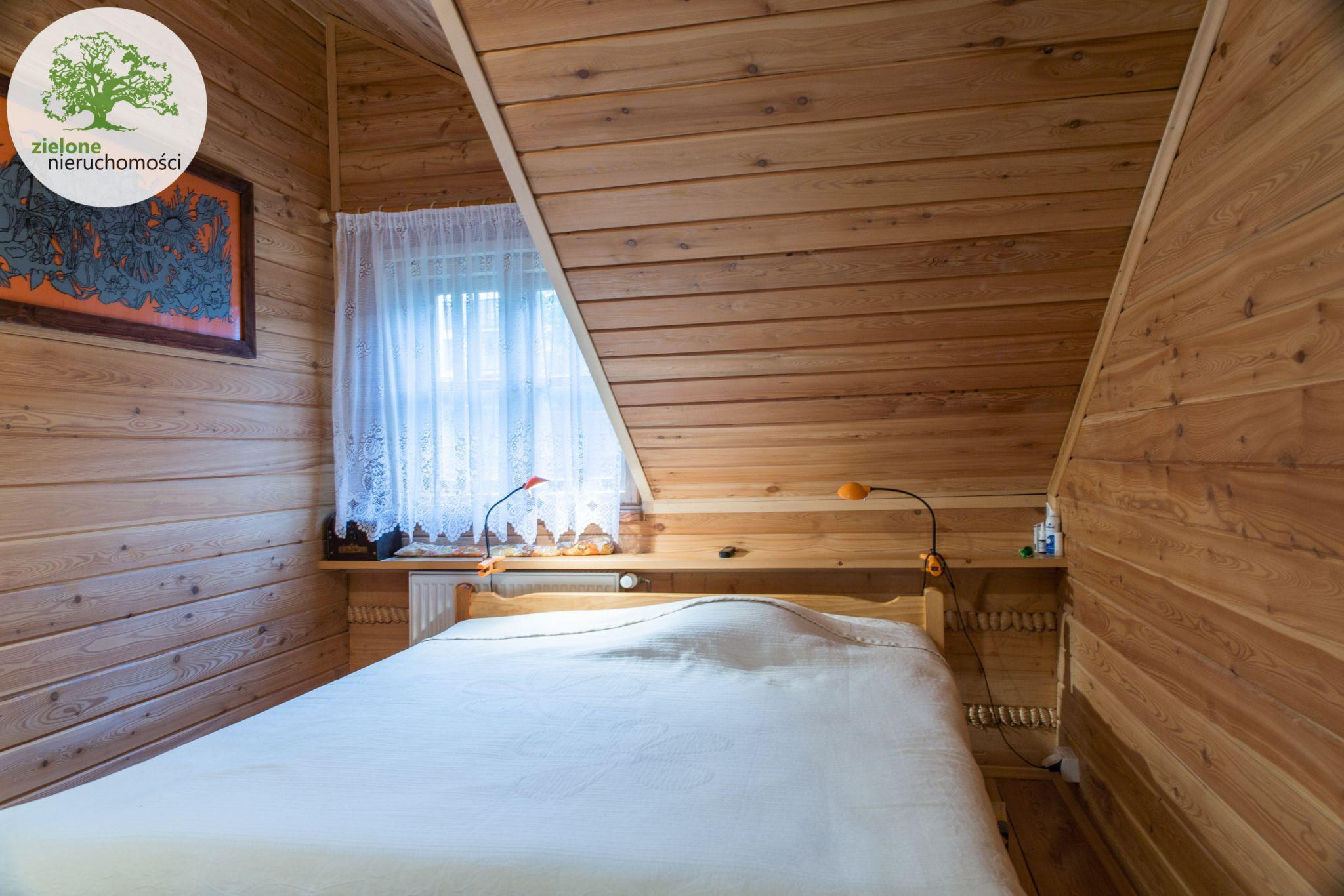 Zdjęcie 8Klimatyczny dom z bala z widokiem na Skrzyczne