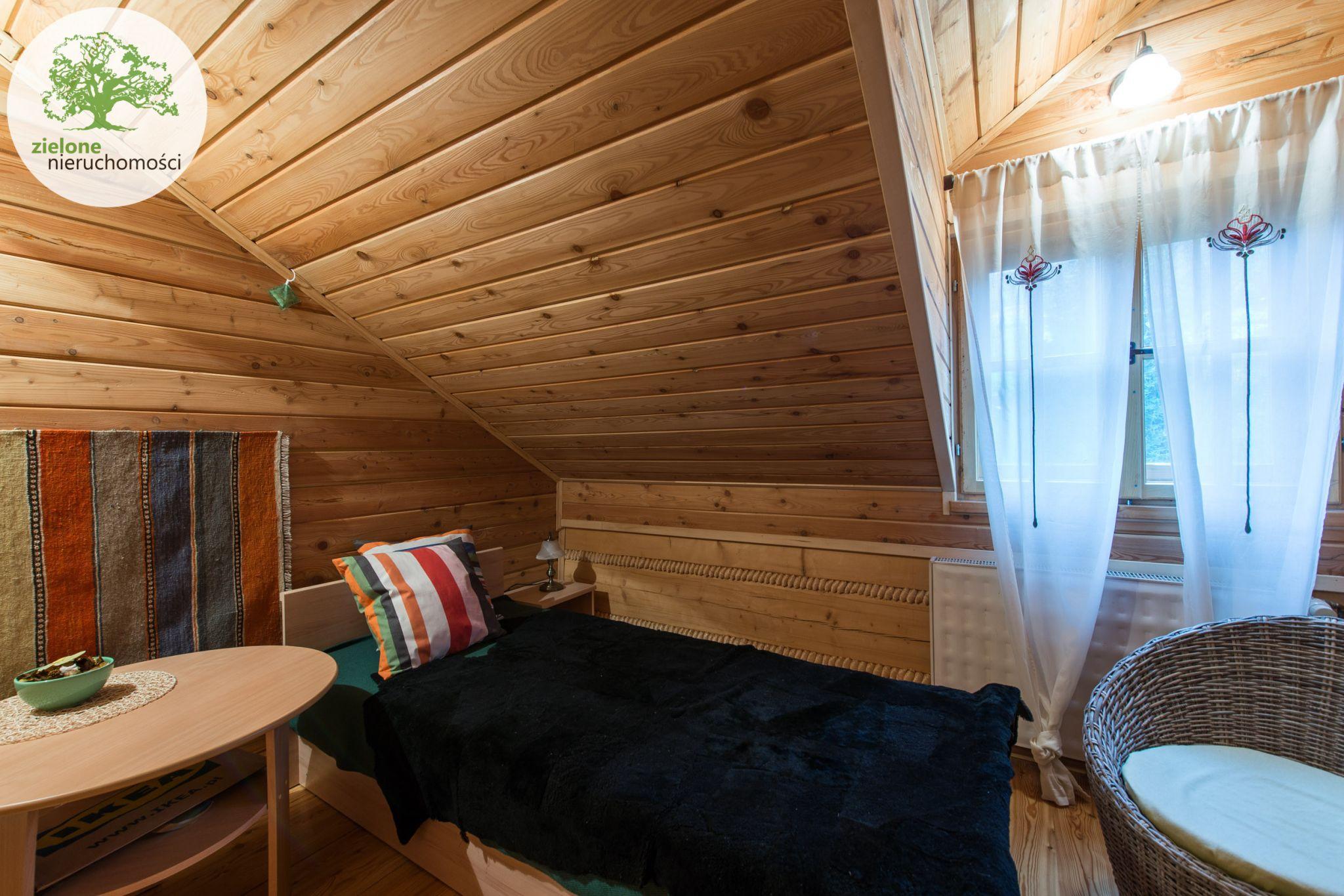 Zdjęcie 9Klimatyczny dom z bala z widokiem na Skrzyczne