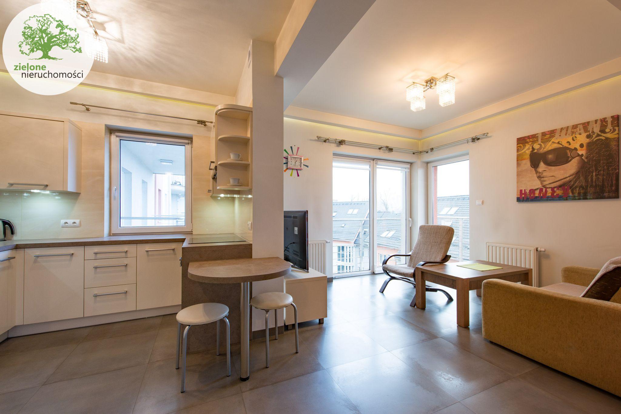 Zdjęcie 1Ul. Krakowska - apartament