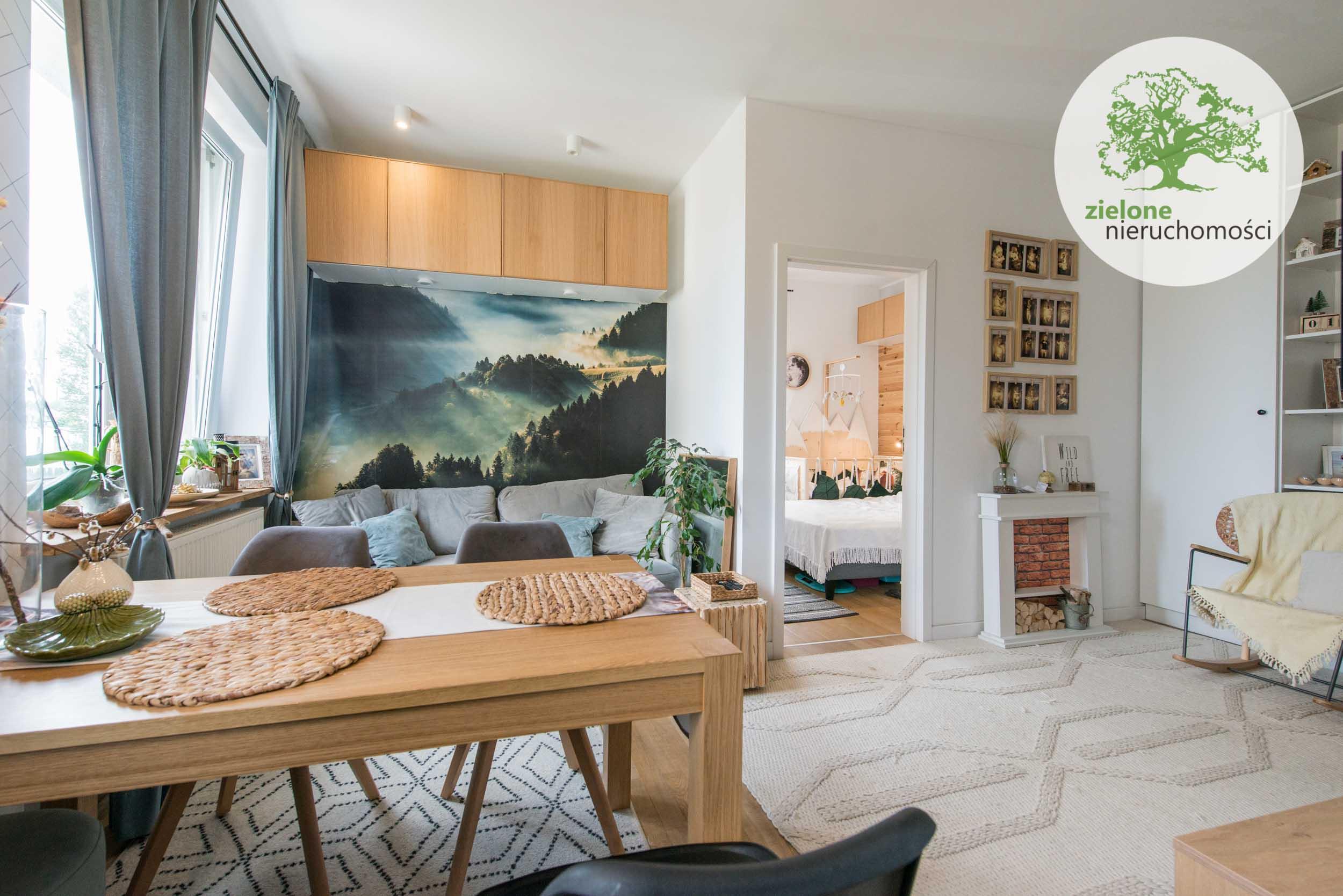 Zdjęcie 1Wyremontowane mieszkanie w Wapienicy / Bielsko - Biała